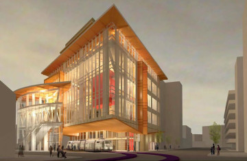 New Silver Spring Library