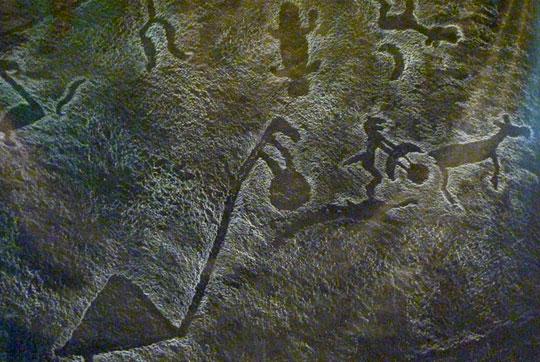 Ancient Karelian rock art