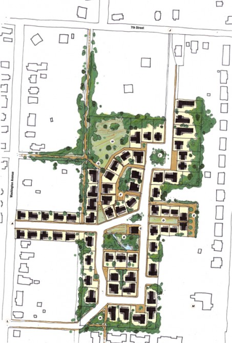 Willow Bend master plan
