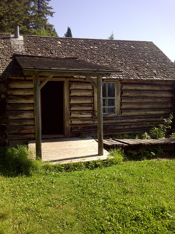 an analysis of the essay getting to grey owls cabin by kurt caswell