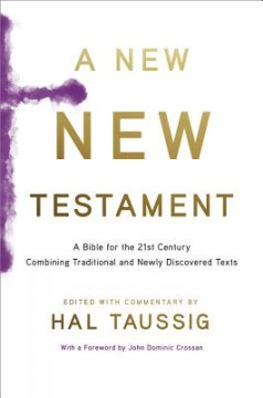 The New New Testament, cover