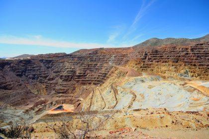 Copper Queen mine in Bisbee