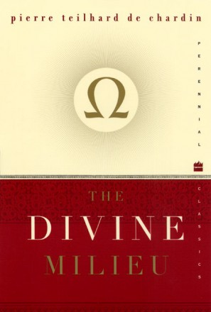 The Divine Milieu, cover