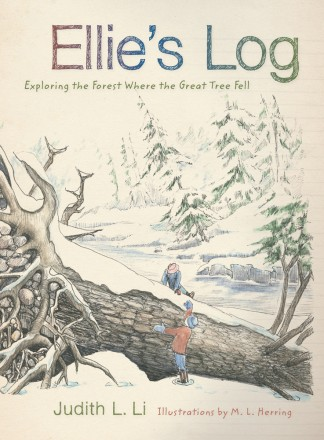Ellie's Log, by Judith Li