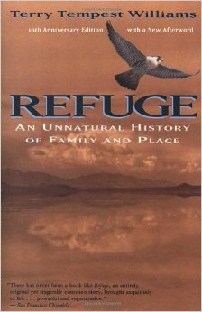 refuge, book cover