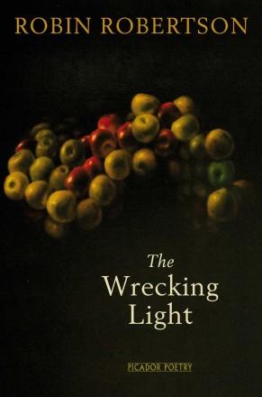 wrecking light book cover