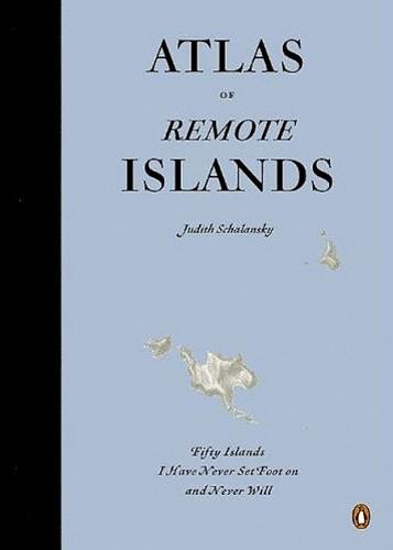 Atlas of Remote Islands, book cover