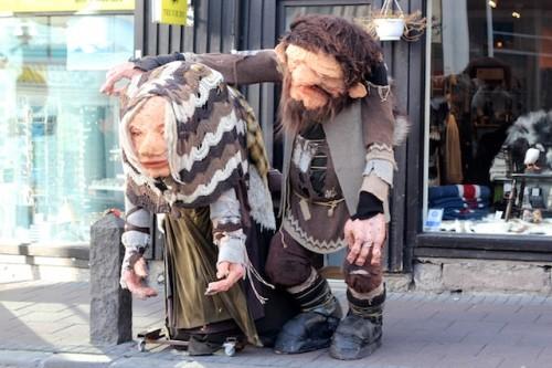 rek_the trolls on Laugavegur Street