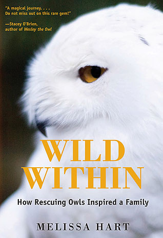 Wild Within, by Melissa Hart