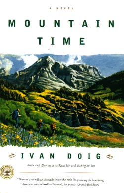 Mountain Time, by Ivan Doig