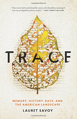 Tace: Memory, History, Race, and the American Landscape, by Lauret Savoy