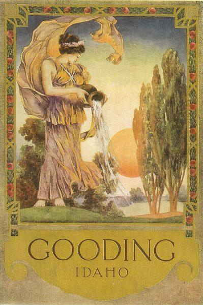 Gooding, Idaho publicity pamphlet