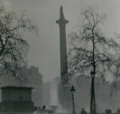 The Great Smog of 1952.