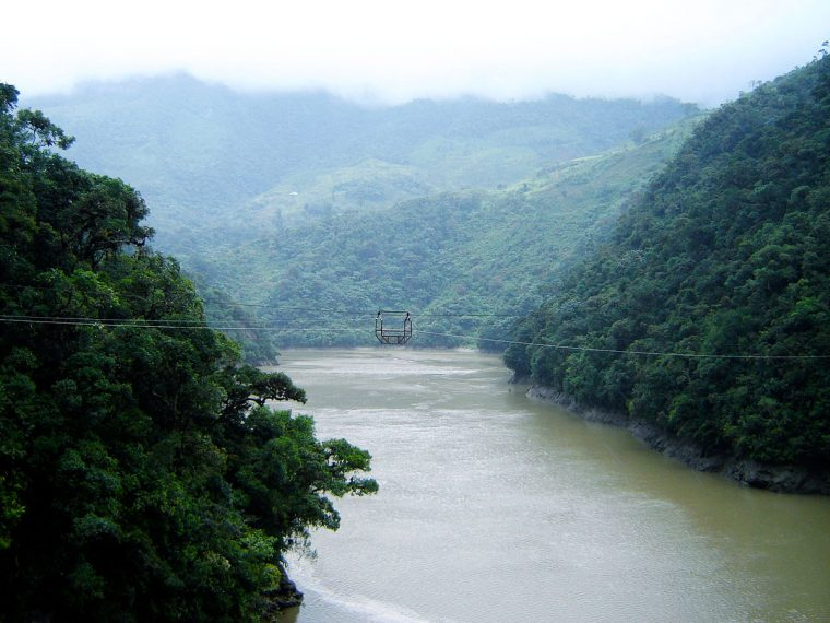 Juval River.