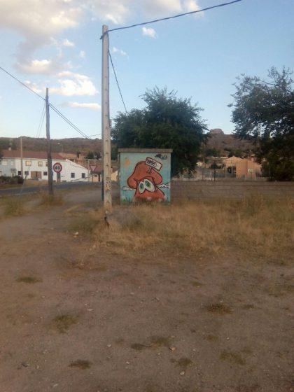 Mario's proper graffiti