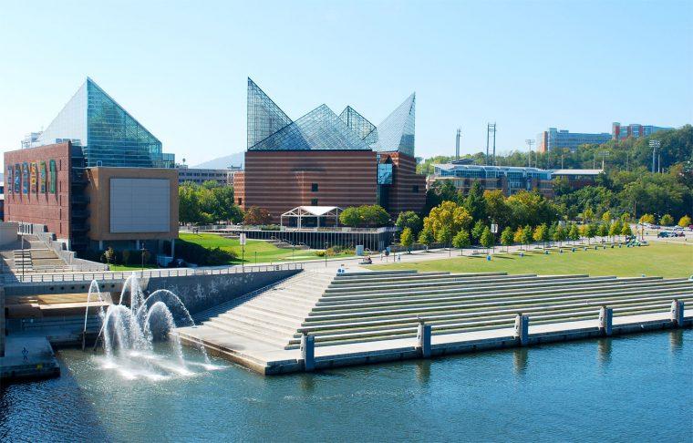 Tennessee Aquarium.