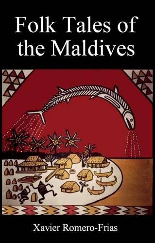 Folk Tales of the Maldives, by Xavier Romero-Frías