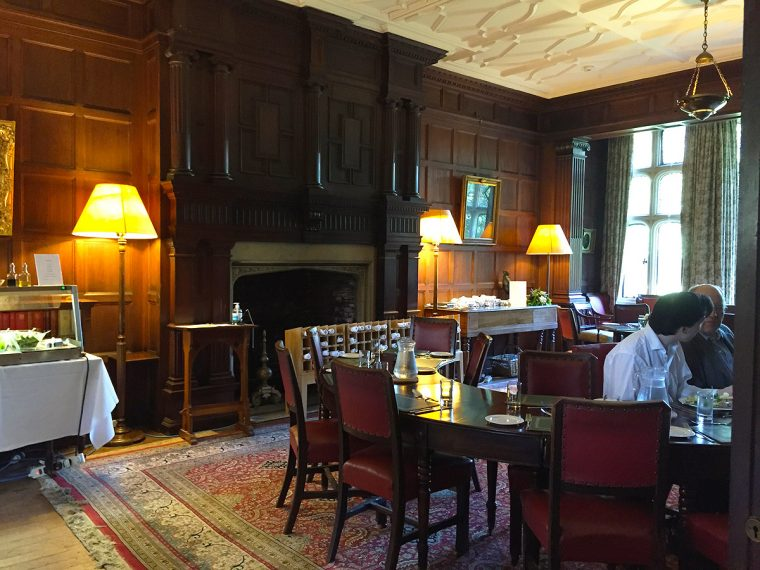 Fellows dining hall