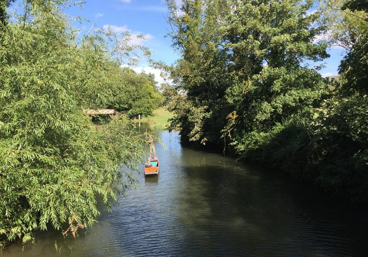 Cambridge waterway