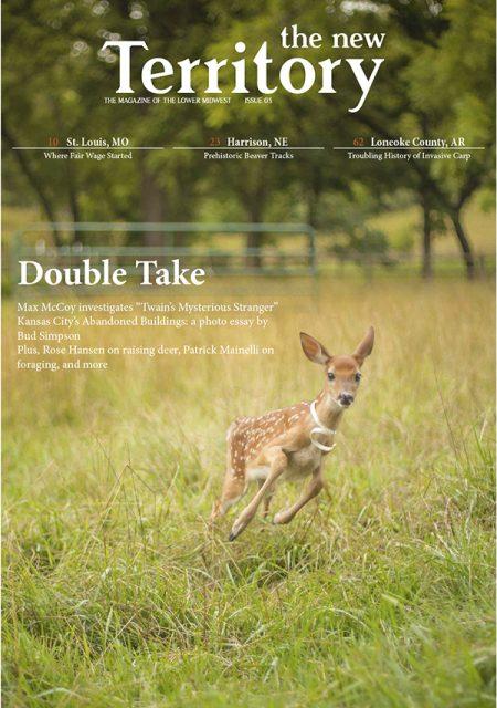 The New Territory magazine.