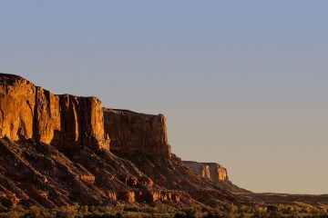 Cliffs at Bears Ears. Photo by Stephen Strom.