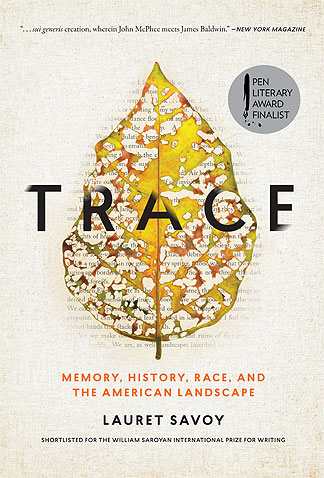 Trace, by Lauret Savoy