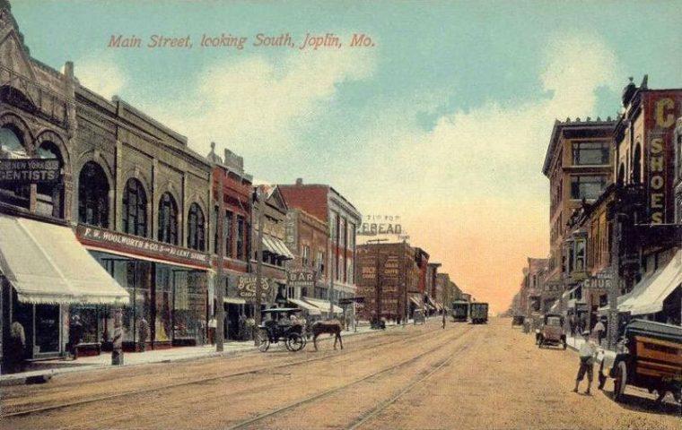 Joplin, Missouri, circa 1910
