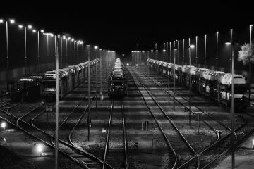 The Train that Night, by David Carlin