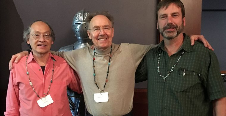 Arthur Sze, Mark Irwin, and Derek Sheffield