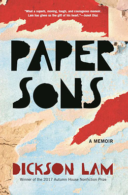 Paper Sons, by Dickson Lam