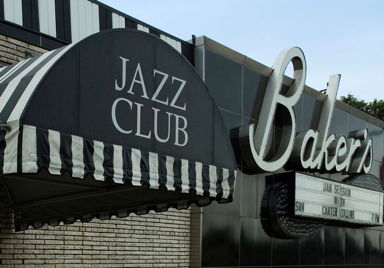 Baker's Keyboard Lounge, a Detroit jazz club