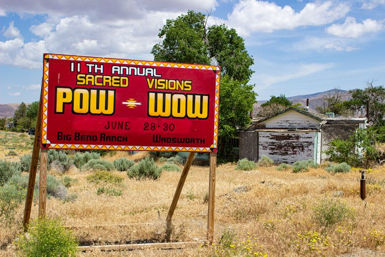 The Northern Paiute community of Wadsworth