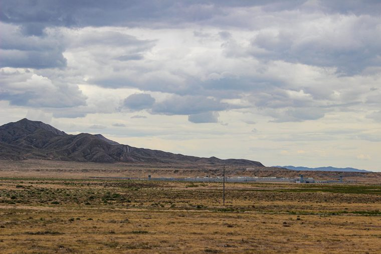 Lovelock Correctional Center, O.J.'s home away from home