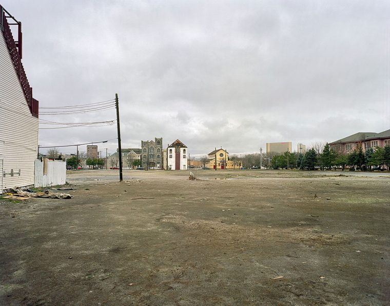 Empty lots in Atlantic City