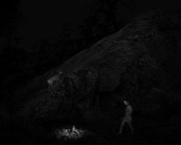 1 Night, Red Mountain Canyon, Patagonia Mountains, AZ, Alex Turner, 2019