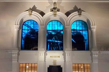 The Natural History Museum at Bergen, Norway
