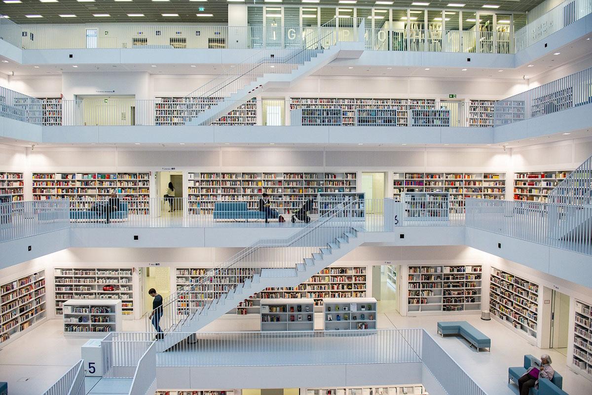Modern library